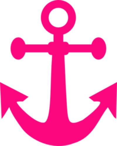 Download Free png Free Pink Anchor Clip Art.