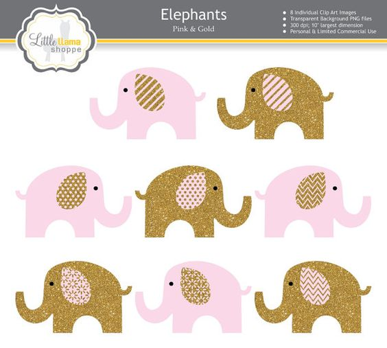 Pink And Gold Blush Clipart 20 Free Cliparts Download