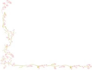 Pink And Gold Clipart.