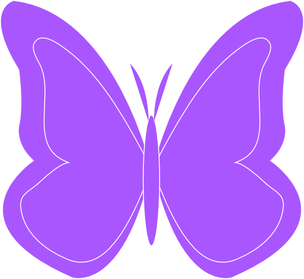 Free Purple Butterfly Cliparts, Download Free Clip Art, Free.