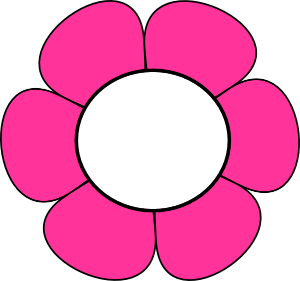 Pink and white flower clipart 20 free Cliparts | Download ...