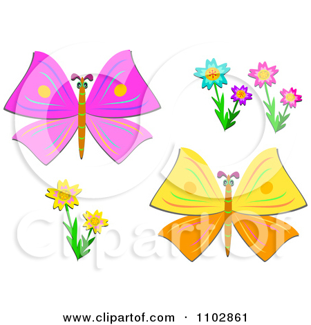 Royalty Free Stock Illustrations of Butterflies by bpearth Page 1.