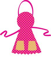 Cooking apron clipart.