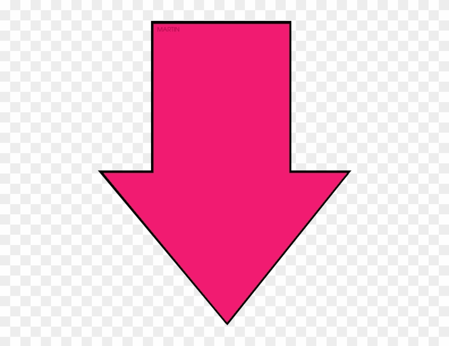 Pink Arrow Clipart (#888750).