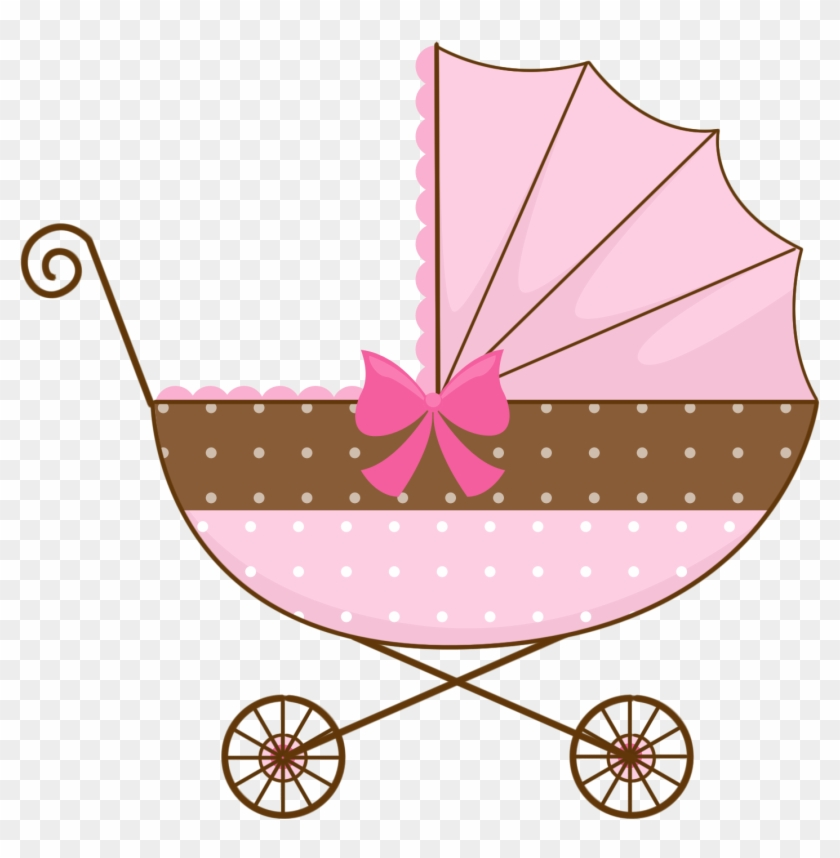 Watermelon Baby Carriage Template.
