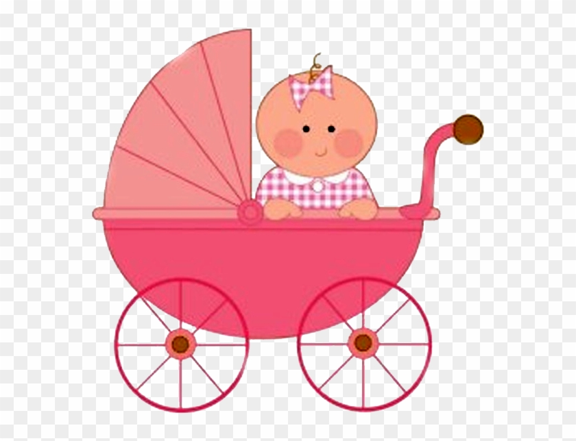 Baby In Stroller , Png Download.