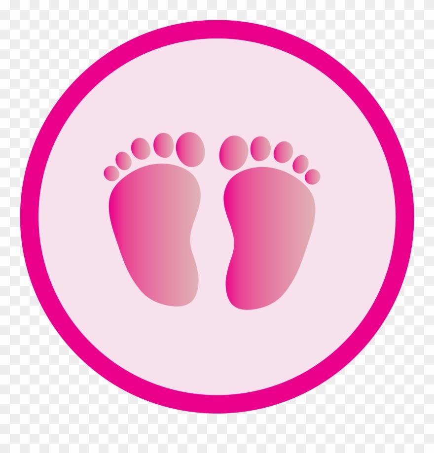 Baby Feet Clip Art Free Download Best.
