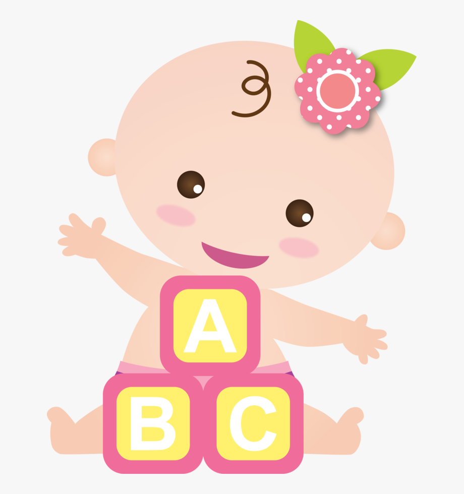Scrapbook Clipart Baby Shower.