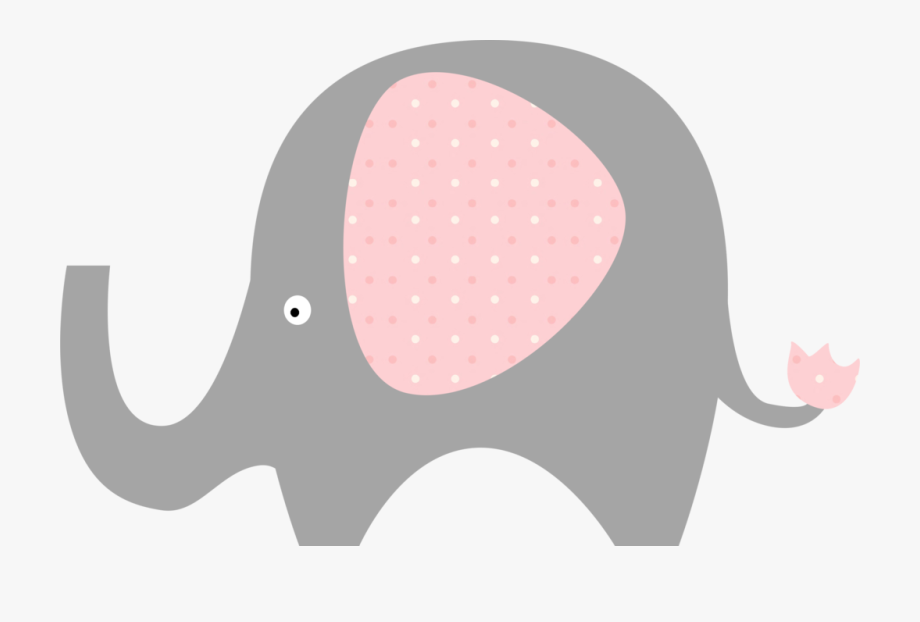 Baby Shower Elephants Clipart #118674.