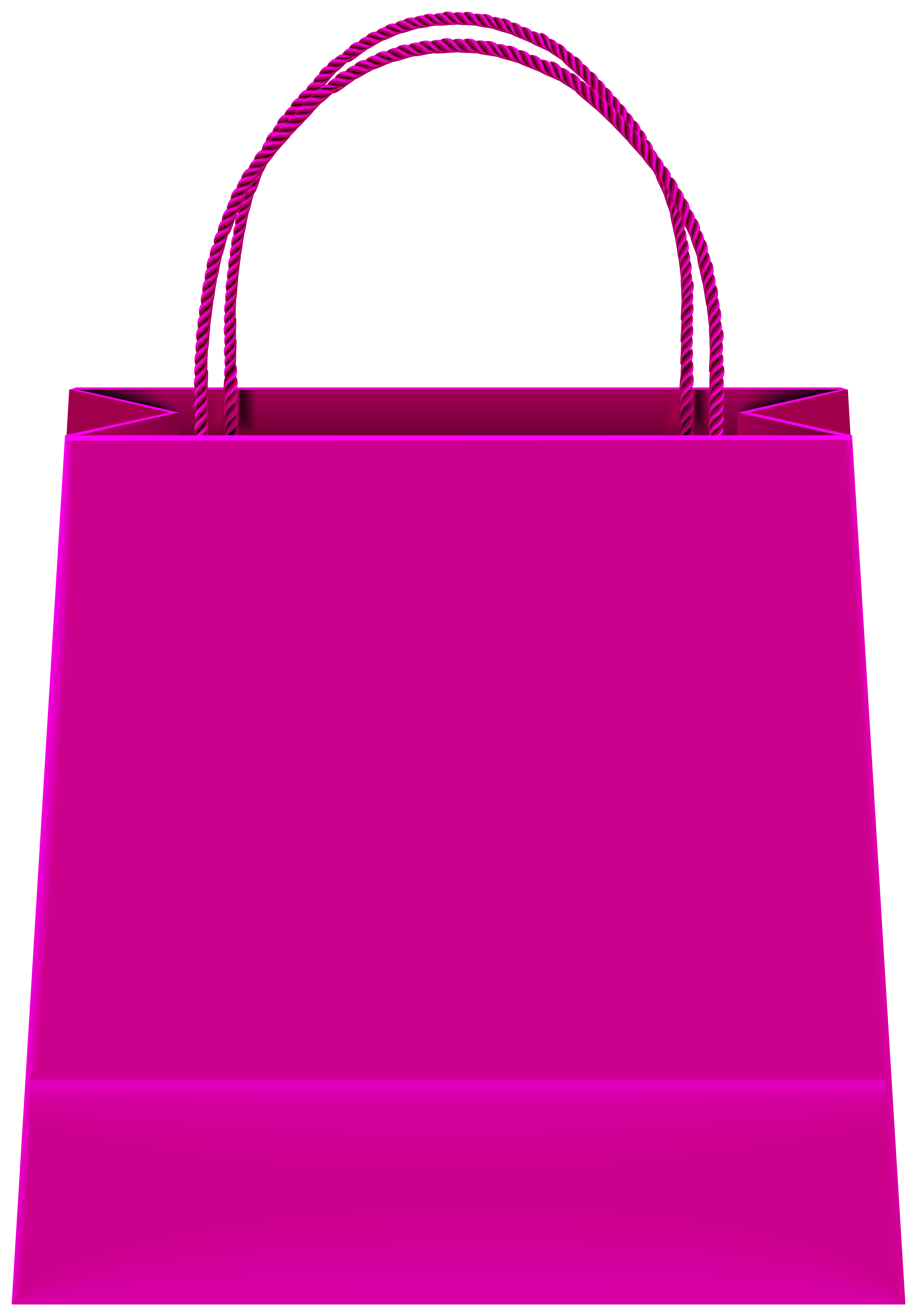 Gift Bag Pink PNG Clipart.