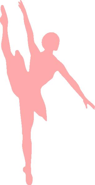 Ballerina Pink Clip Art at Clker.com.