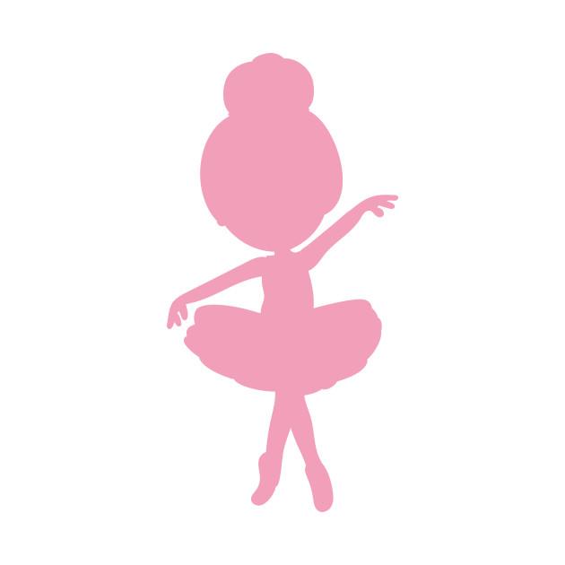 Ballerina Silhouette, Little Ballerina.