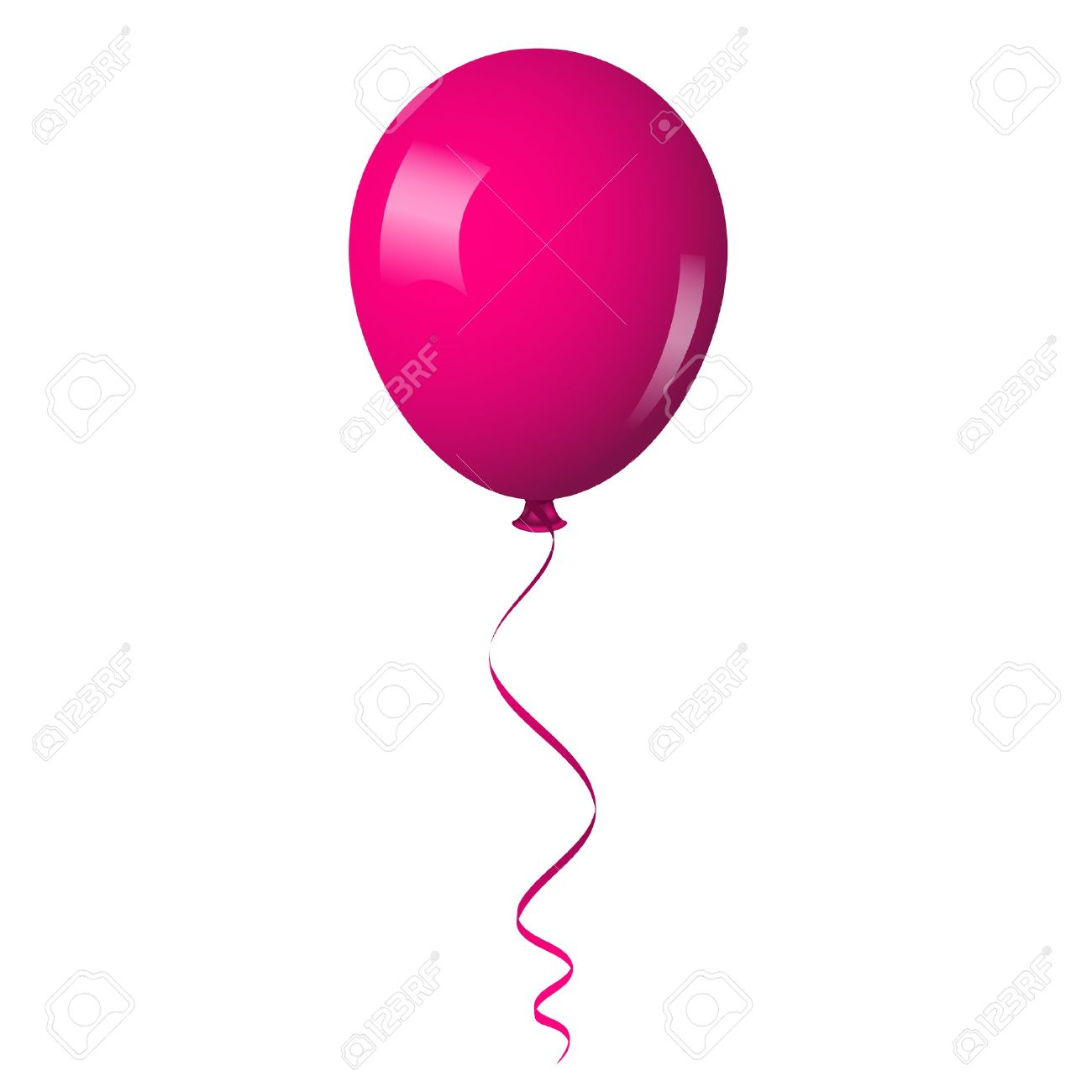 12,788 Pink Balloons Stock Illustrations, Cliparts And Royalty.