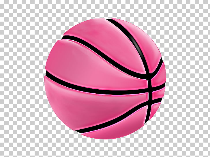 Basketball Icon, Pink Basketball PNG clipart.