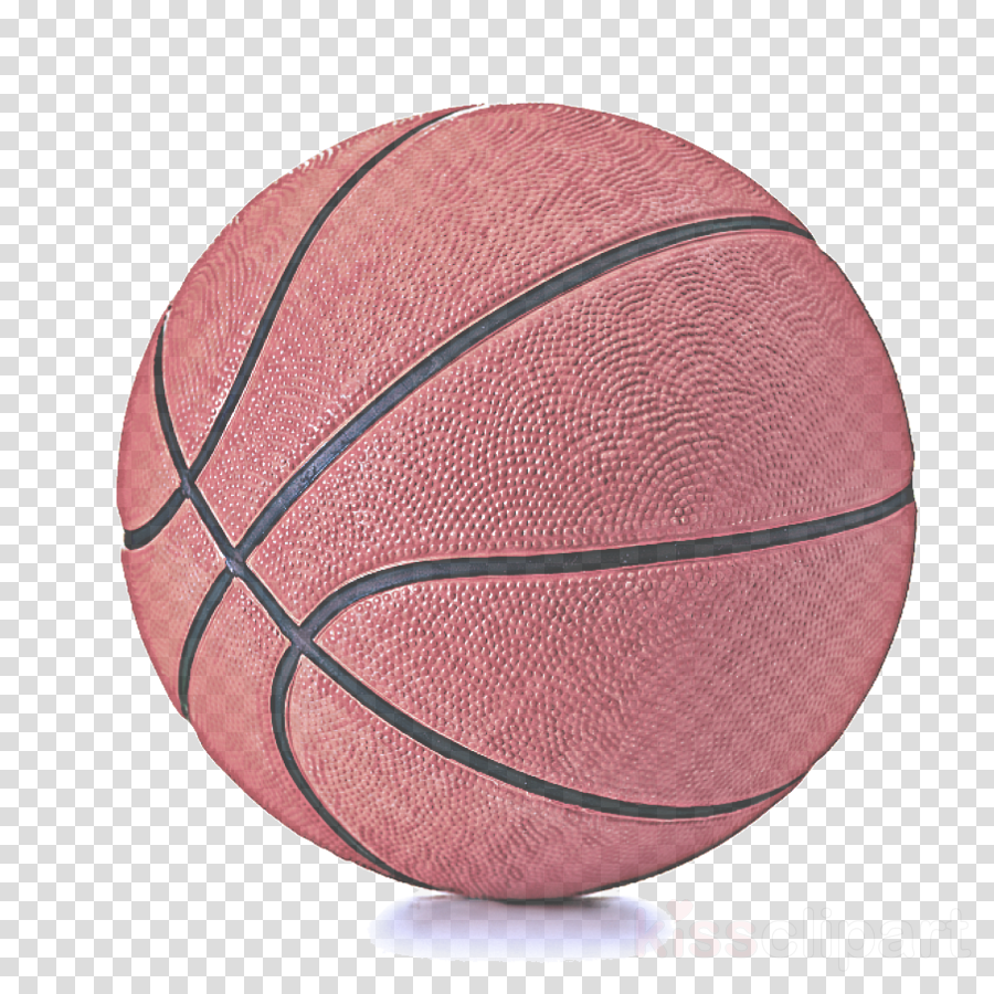 ball pink basketball basketball ball game clipart.