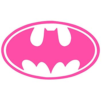 Amazon.com: CalnylCorp Batman Logo Vinyl Sticker Decal for.