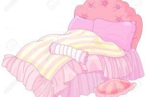 Pink bed clipart 4 » Clipart Portal.