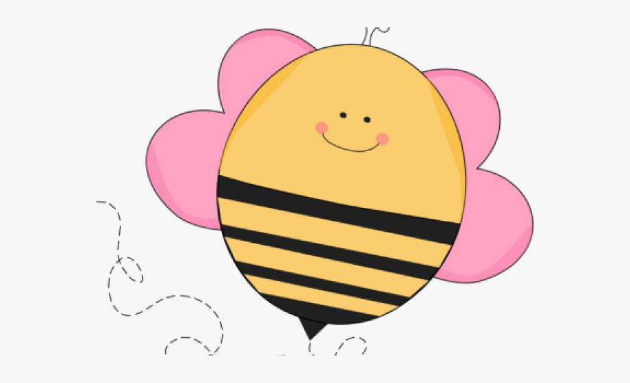 Bumblebee Clipart Pink Bee.