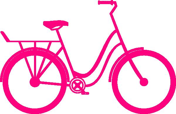 Pink Bike Clip Art at Clker.com.