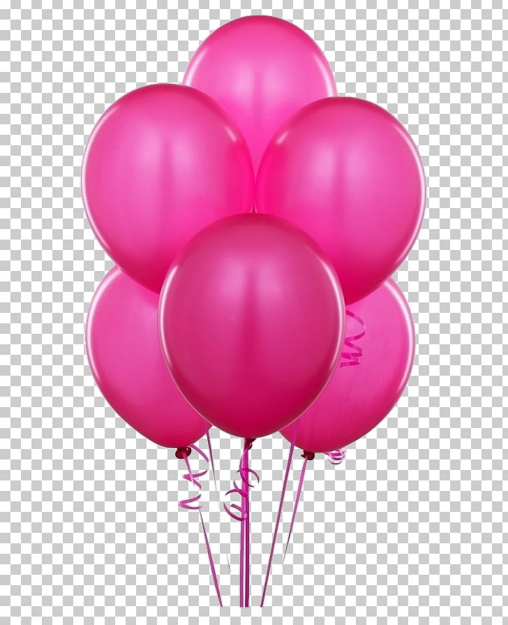Balloon Party Pink Birthday Purple PNG, Clipart, Balloon.