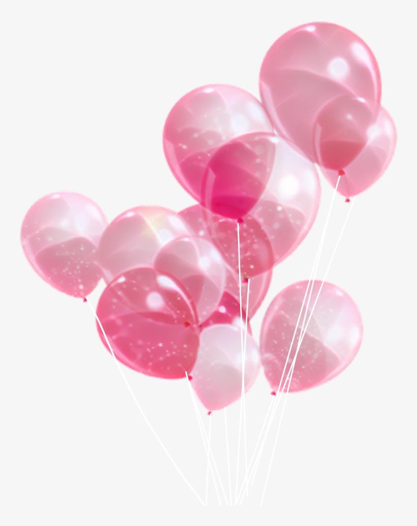 Pink Balloons Cake Happybirthday Happyday Birthdaycake.