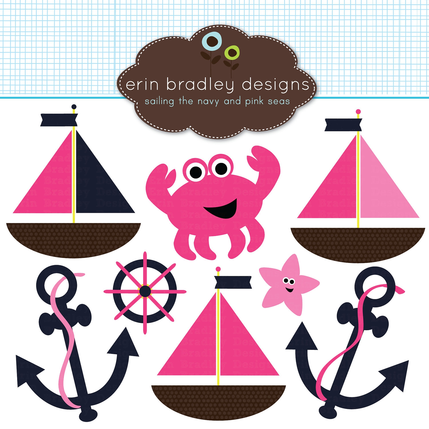 Pink Boat Clipart#1924074.