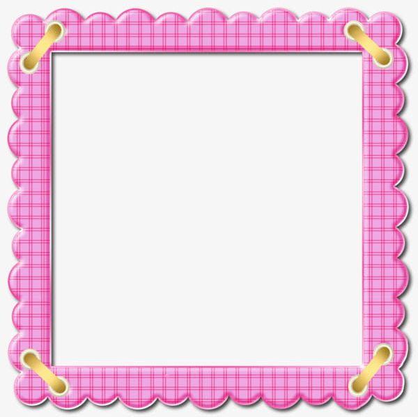 Cute Pink Border PNG, Clipart, Border, Border Clipart, Cute.