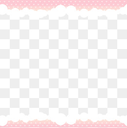 PNG Cute Borders Transparent Cute Borders.PNG Images..
