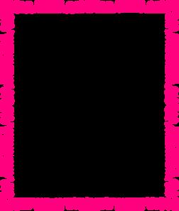 Decorative Pink Border Clip Art at Clker.com.