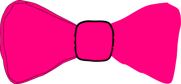 Free Pink Bow Clipart, Download Free Clip Art, Free Clip Art.