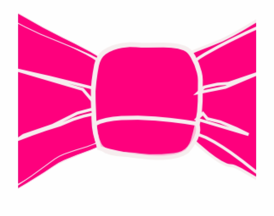 Pink Bow Clipart Pink Bow Clip Art At Clker Vector.