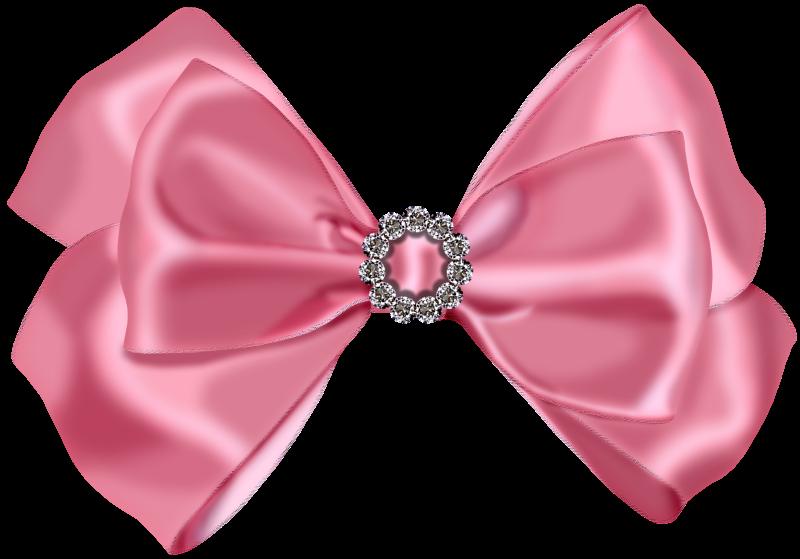 Pink Bow tie Clip art.
