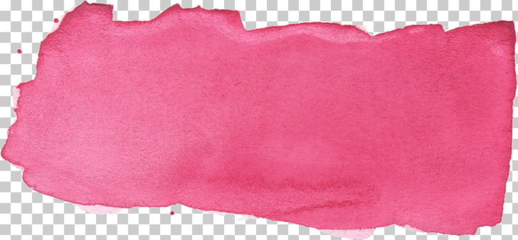 Pink Red Magenta Petal, brush stroke PNG clipart.