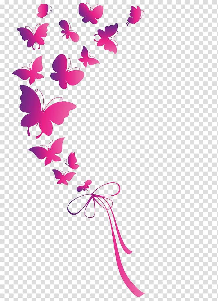 Butterfly Euclidean , Pink Butterfly, pink butterfly.