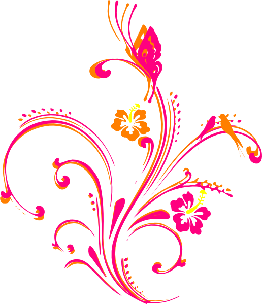 Butterfly Frame Clipart Png.