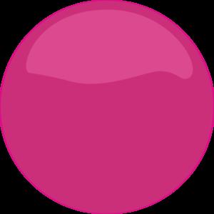 Pink Button Clip Art at Clker.com.