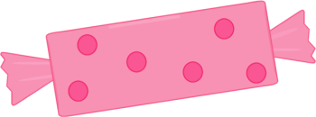 Pink candy clipart clipart images gallery for free download.