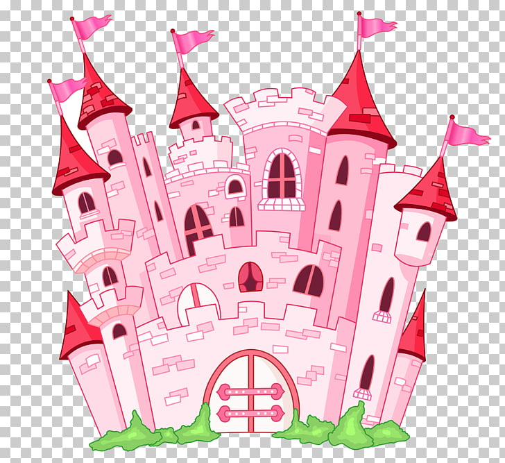 Disneyland Rapunzel Princess , Cute Pink Princess Castle.