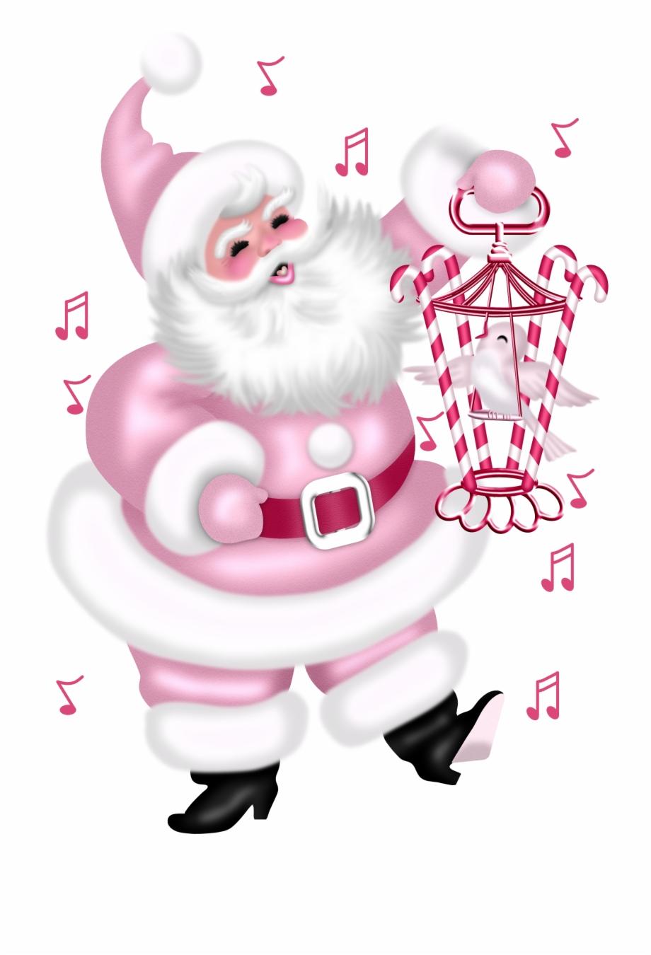 Merry Christmas Pink.