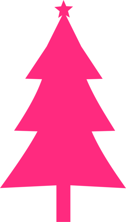 Fir,Pine Family,Christmas Decoration Clipart.
