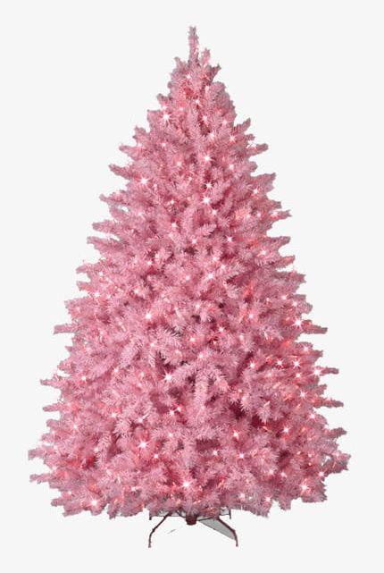 Pink Christmas Tree PNG, Clipart, Christmas, Christmas.
