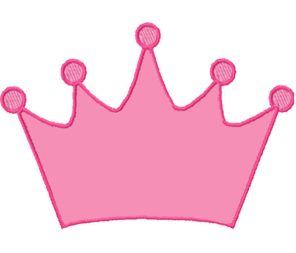 21+ Pink Crown Clip Art.