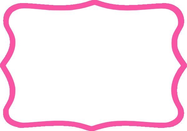 pink frame.