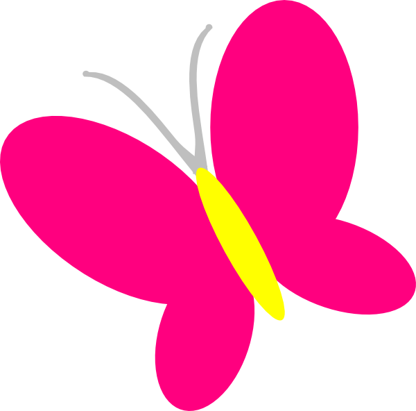 Pink Color Clipart.