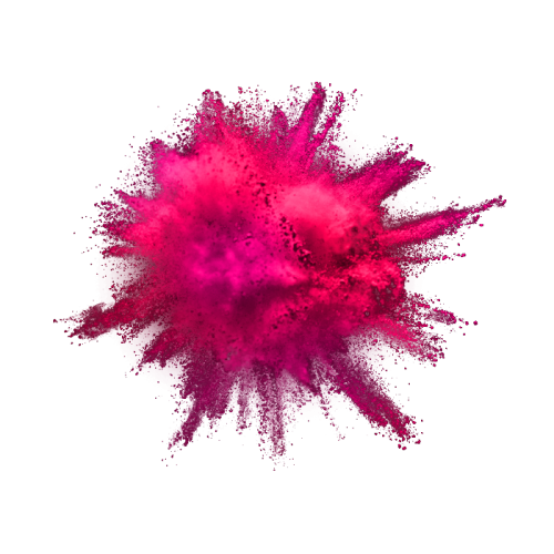 Pink colored smoke png #43283.