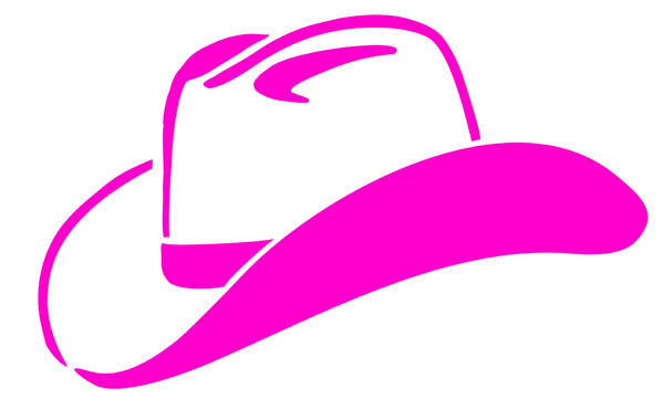 50+ Cowgirl Hat Clipart.