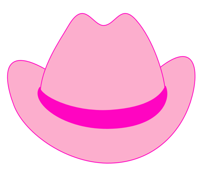 53+ Cowgirl Hat Clipart.