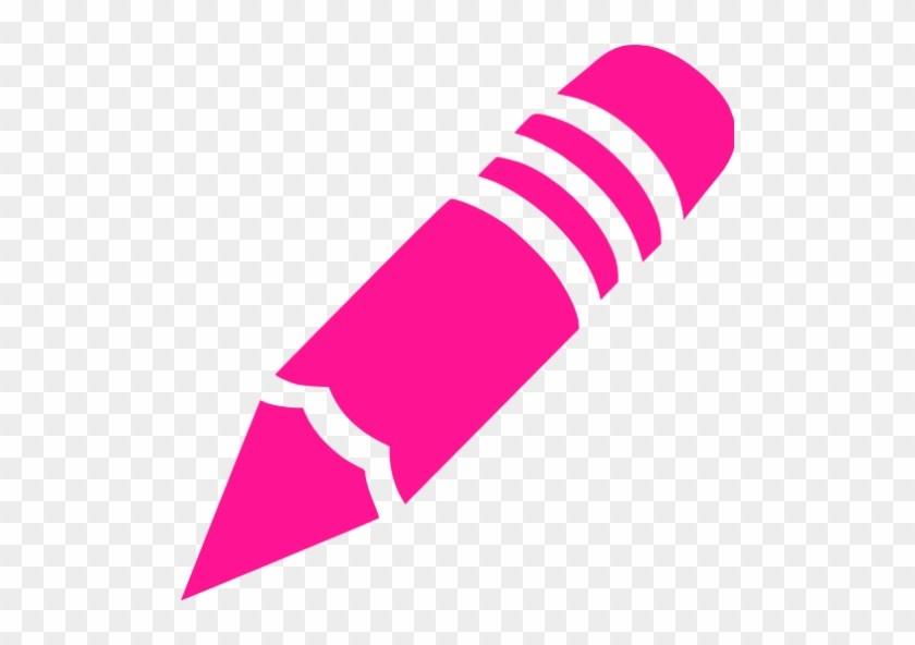 Pink crayon clipart 7 » Clipart Portal.