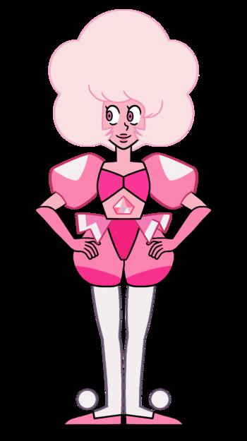 Pink Diamond.