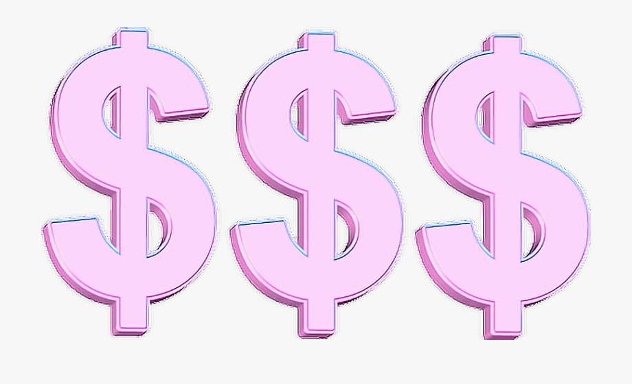 Dollar Clipart Tumblr Money.
